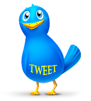 Twitter Bird. Share Us on Twitter.
